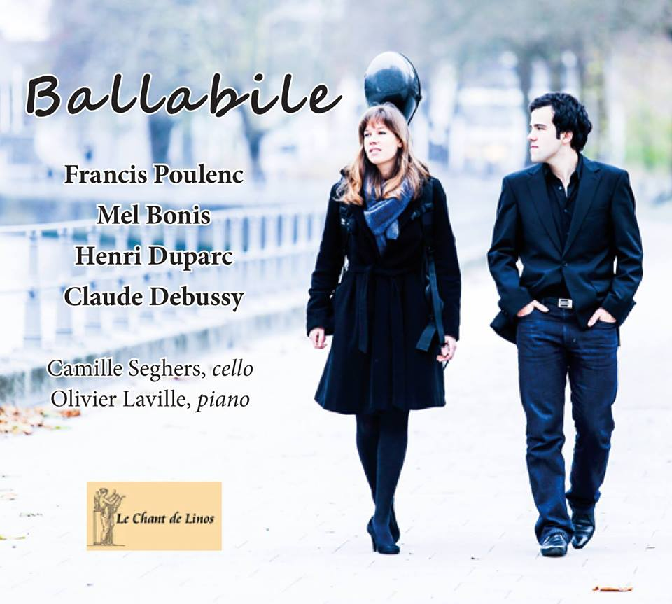 Ballabile, duo Seghers-Laville